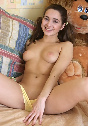 Naked Teen Pigtails Pictures