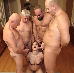 Naked Teen Gangbang Pictures