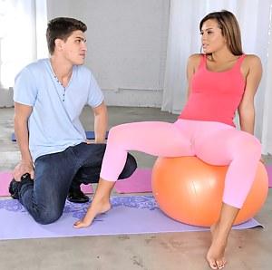 Shall yoga pants teen nude Exaggerate. amusing