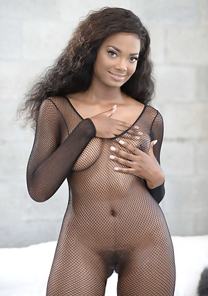 Naked Teen Fishnet Pictures