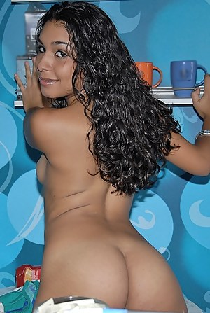 Naked Latina Teen Pictures